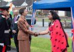 IHWO Welcomes HRH The Princess Royal