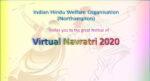 Virtual Navratri 2020